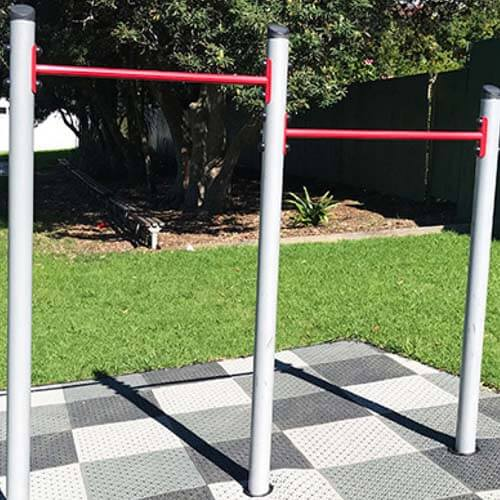 Park Supplies & Playgrounds Fitness Trail Chin Up