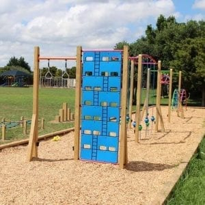 Park Supplies & Playgrounds Fitness Trail Gym Climb Combo