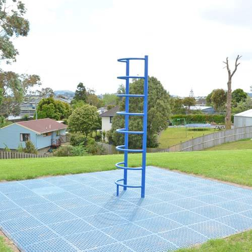 Park Supplies & Playgrounds Fitness Trail Vertical Ladder