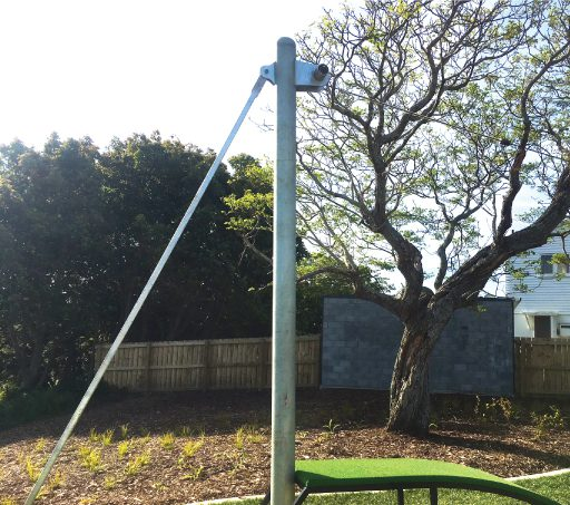 Park Supplies & Playgrounds Flying Fox