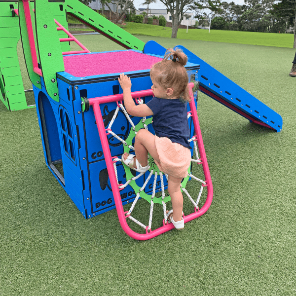 Park Supplies & Playgrounds PlayBlox Over 2's Spiders Web
