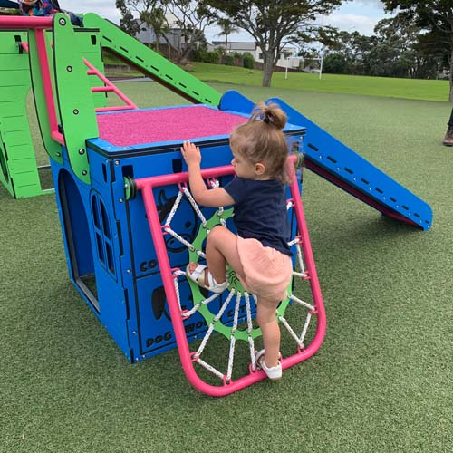Park Supplies & Playgrounds PlayBlox Over 2's Spider Web