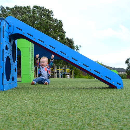 Park Supplies & Playgrounds PlayBlox Middle Ramp Slide
