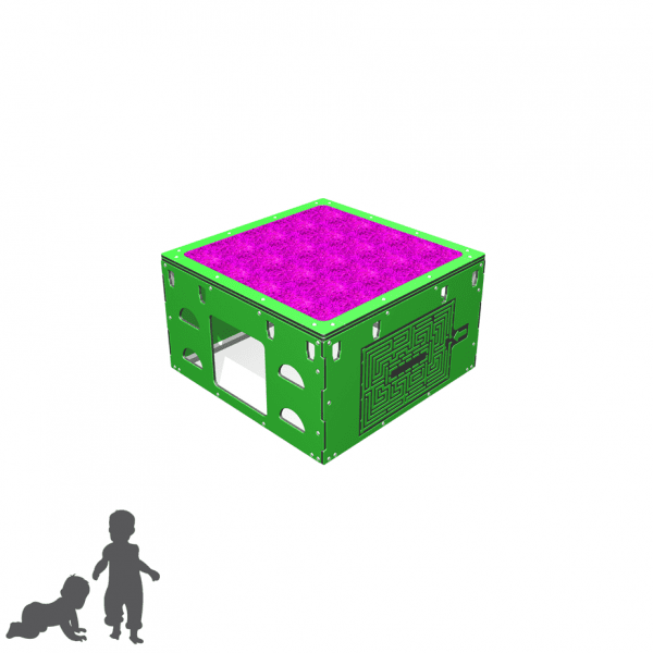 Park Supplies & Playgrounds PlayBlox Stage Blox 3D