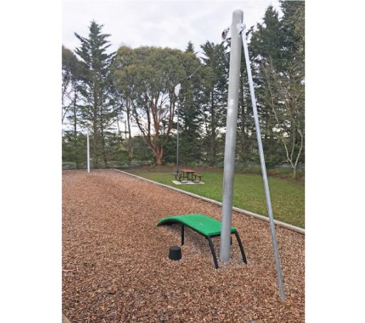 Park Supplies & Playgrounds Velocity Flying Fox