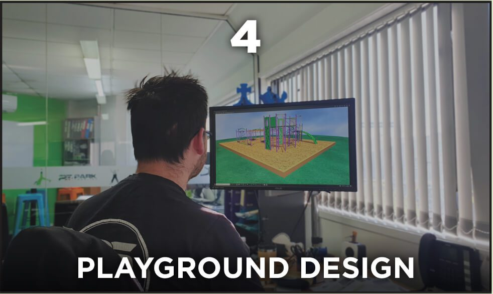 Park Supplies & Playgrounds - Our Process - #4 Playground Design