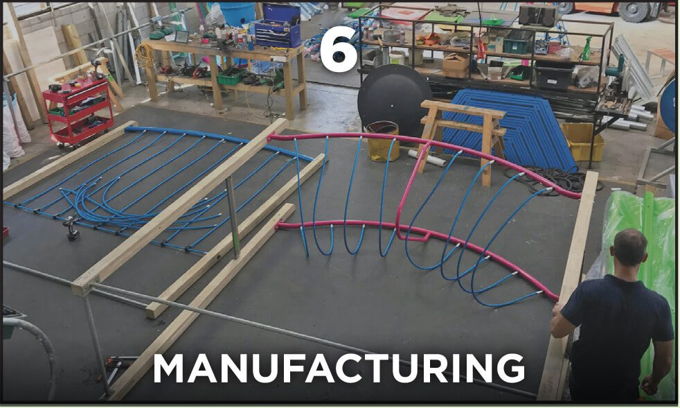 Park Supplies & Playgrounds - Our Process - #6 Manufacturing