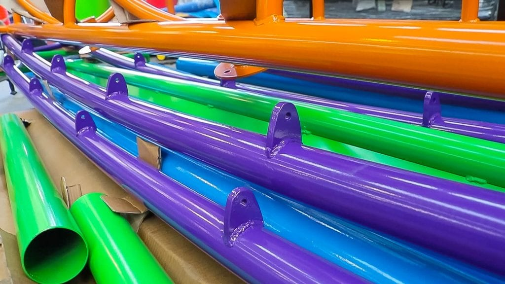Park Supplies & Playgrounds Manufacturing