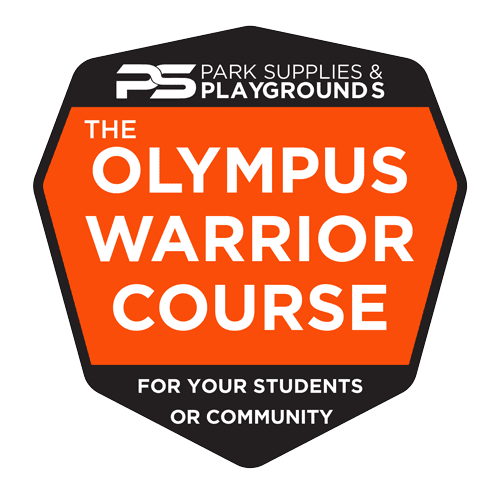 Park Supplies & Playgrounds Olympic Warrior Course Logo