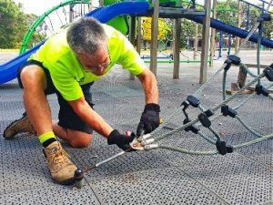 Park Supplies & Playgrounds Repairs and Maintenance